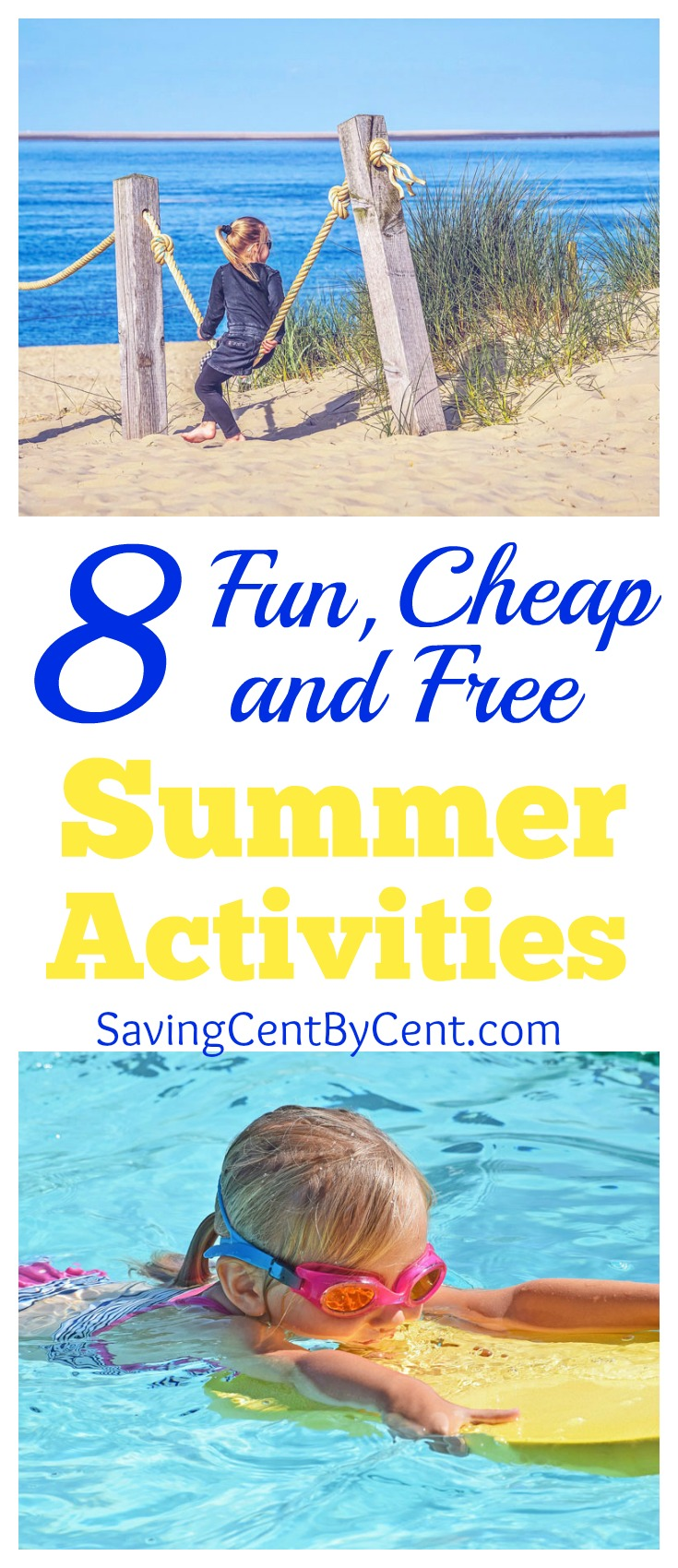 Fun, Cheap and Free Summer Activities
