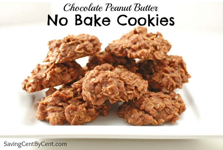 No Bake Cookies Final