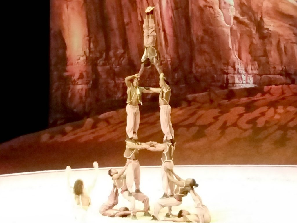 Odysseo - African Acrobats
