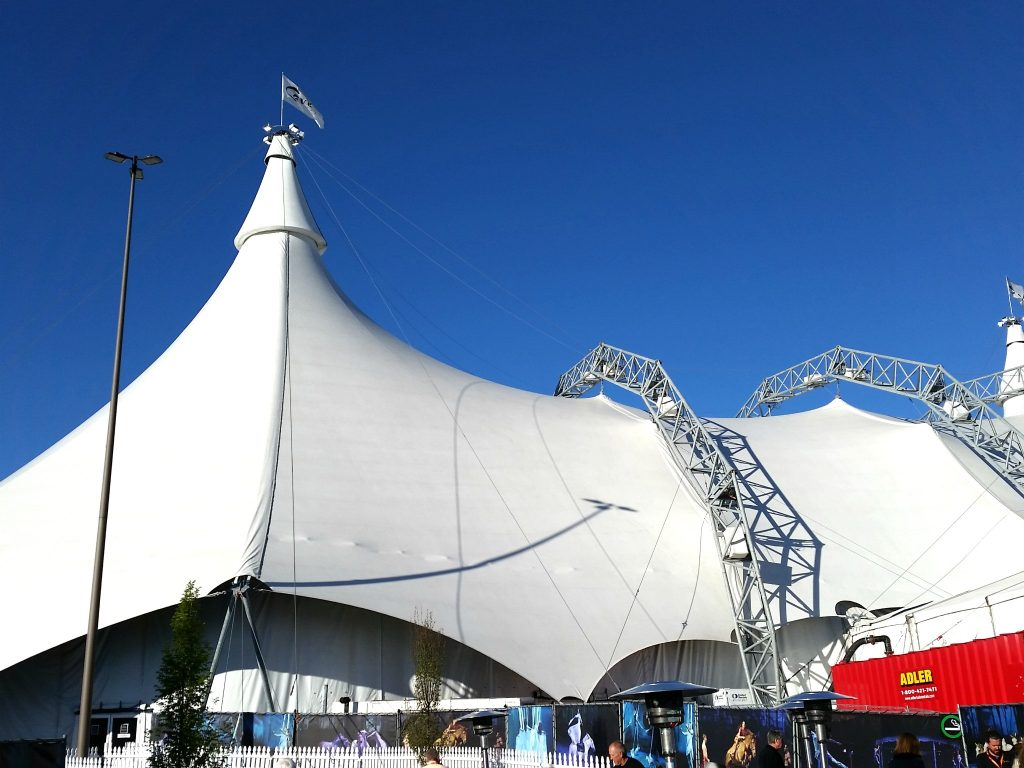 Odysseo Tent
