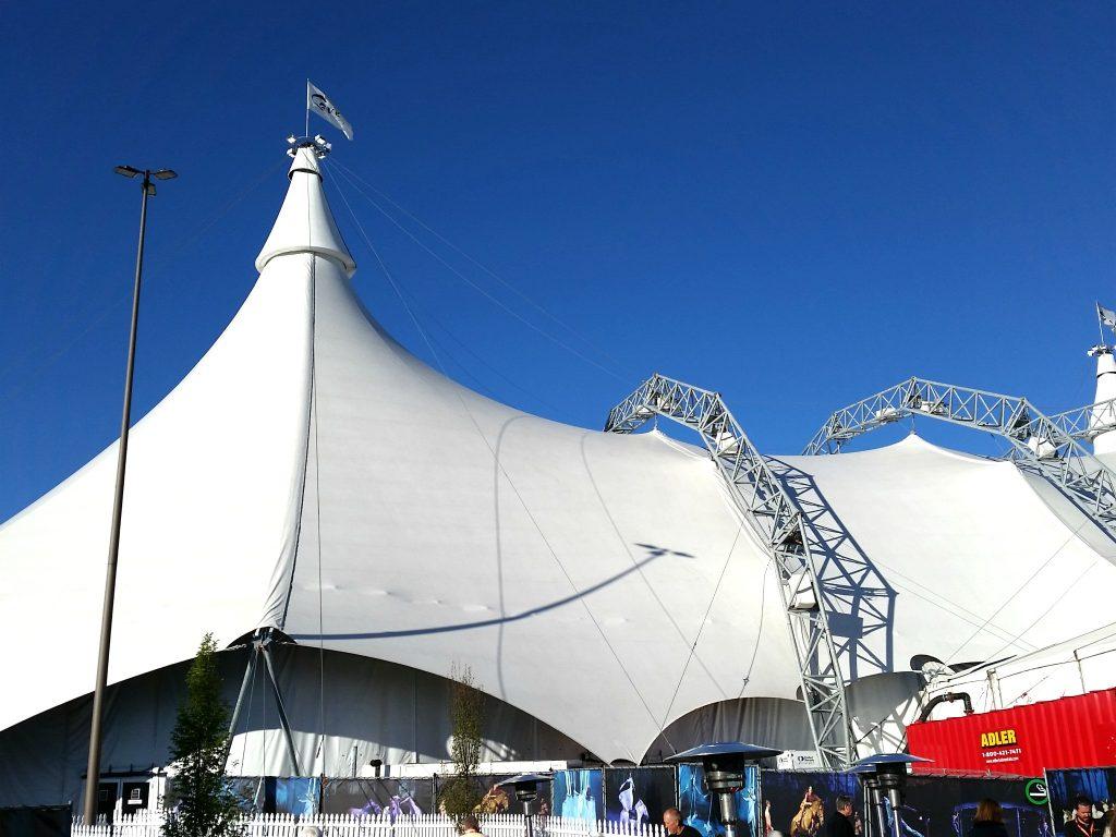 Odysseo Tent