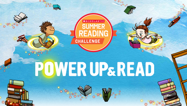 scholastic book summer reading