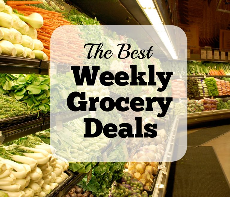 The Best Weekly Grocery Deals
