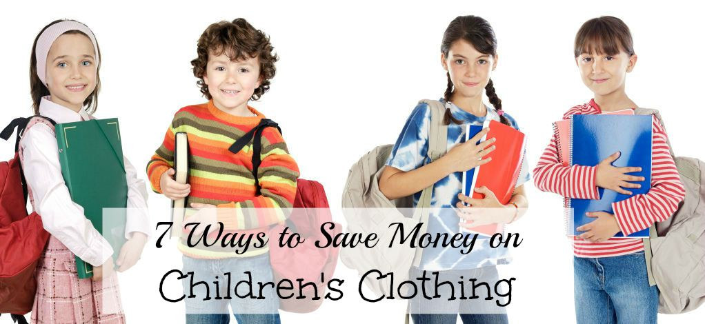 Children's Clothing Save Money