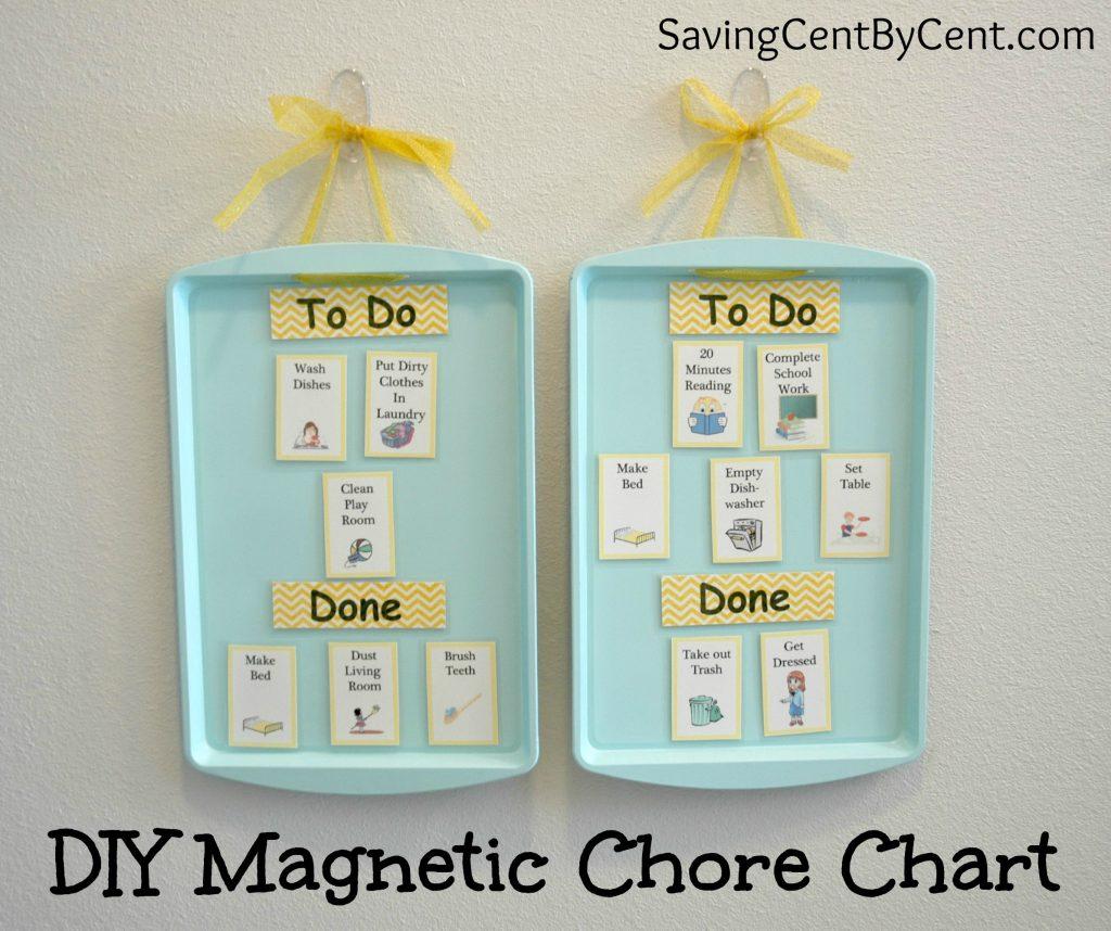 Chore Chart Magnetic Final