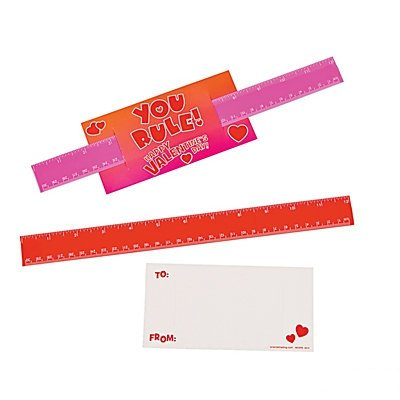 Amazon - Valentine's ruler