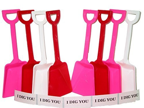 Amazon - Valentine's shovels