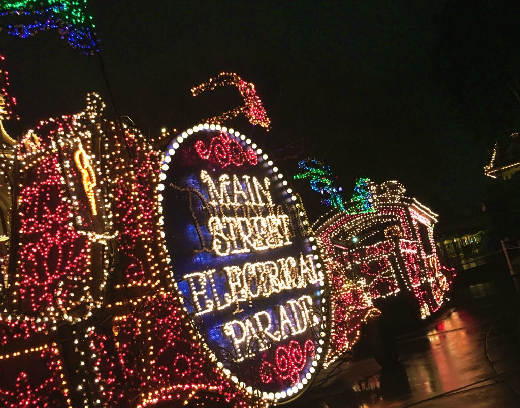 Disneyland Electric Parade