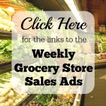 Grocery Store Sales Ads