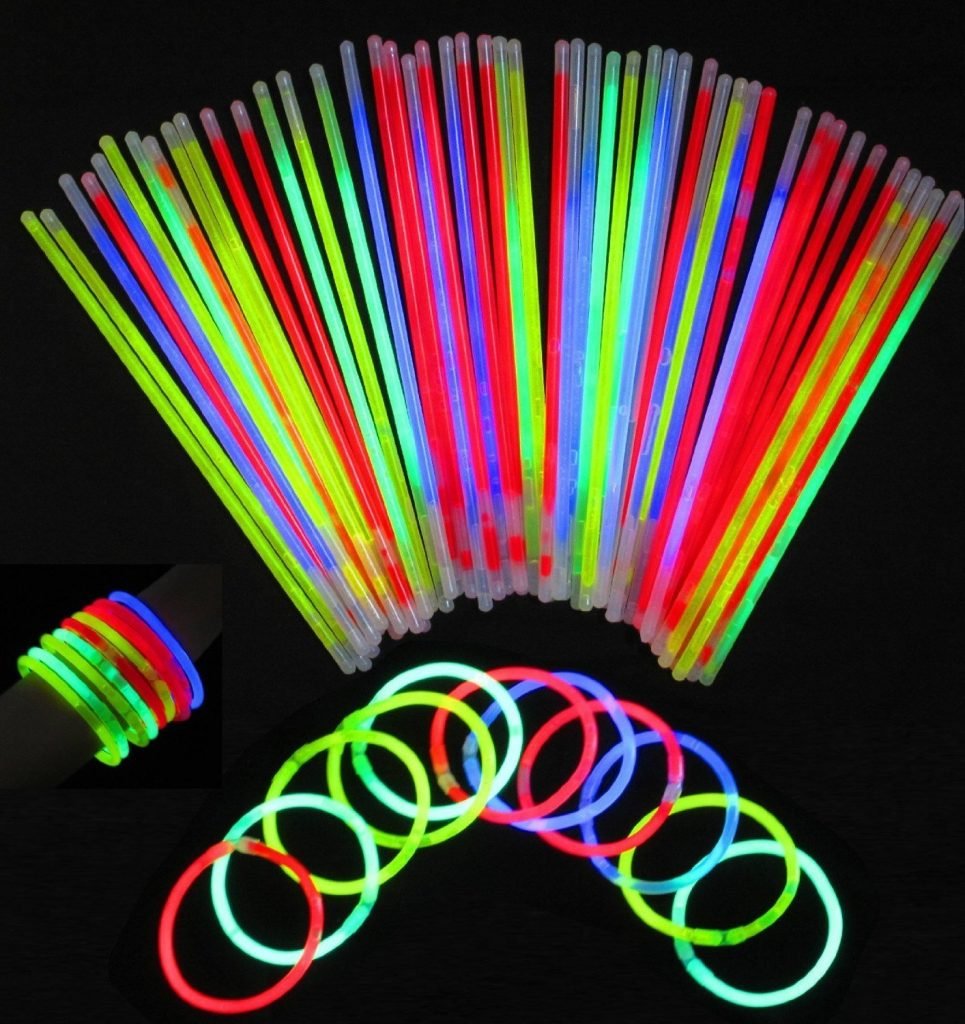 amazon - glow sticks