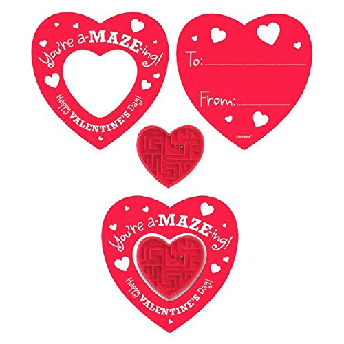 amazon - heart maze puzzles