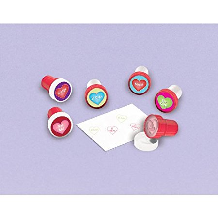 amazon - valentine's stamper set