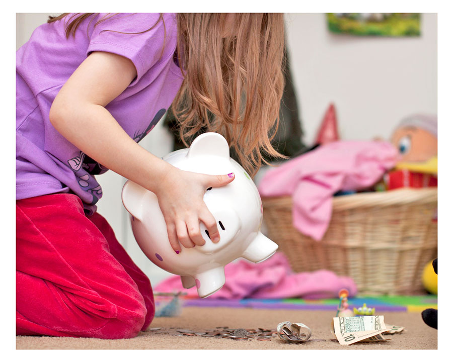 Teach Children to Save Money