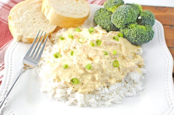 Chicken and Gravy Crock Pot