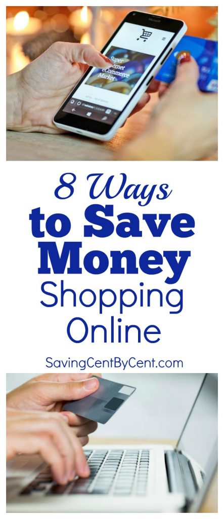 8 Ways to Save Money Shopping Online