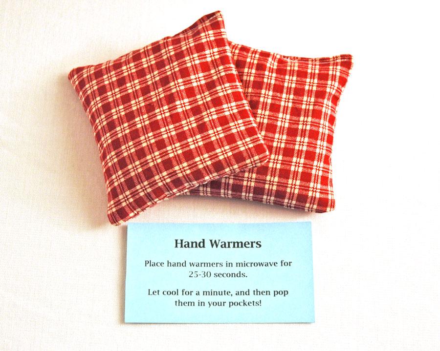 diy hand warmers