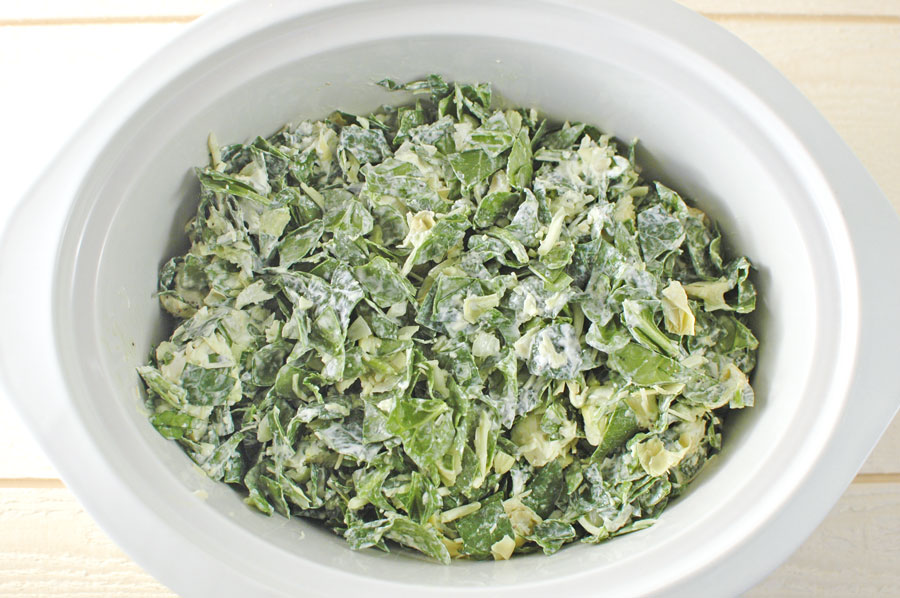 cheesy spinach artichoke appetizer