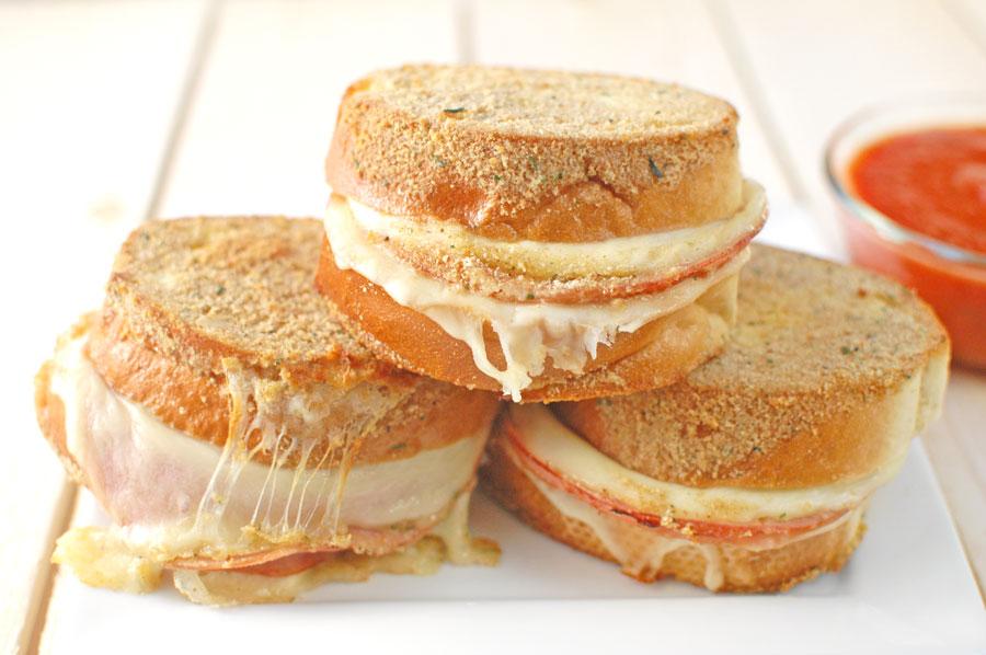Italian Breaded Sandwiches