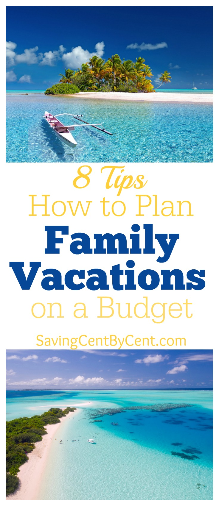 How to plan family vacations on a budget