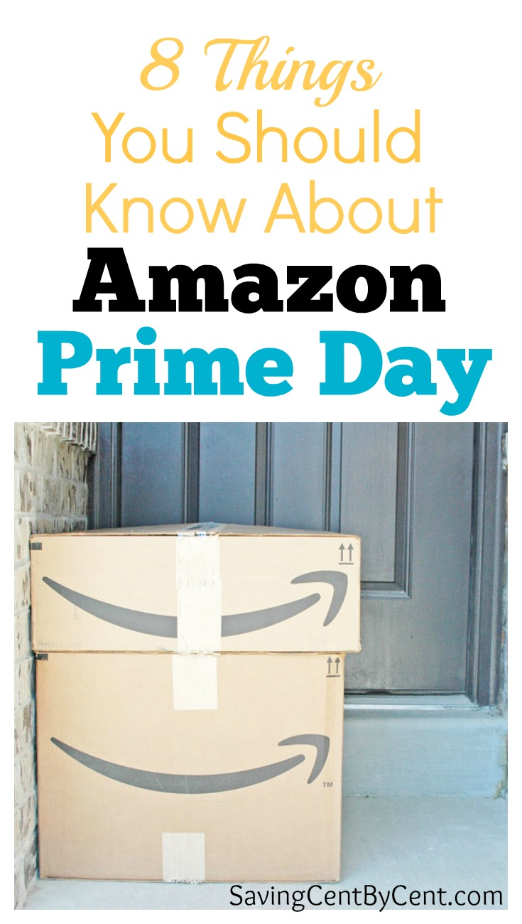 8 Things You Should Know About Amazon Prime Day