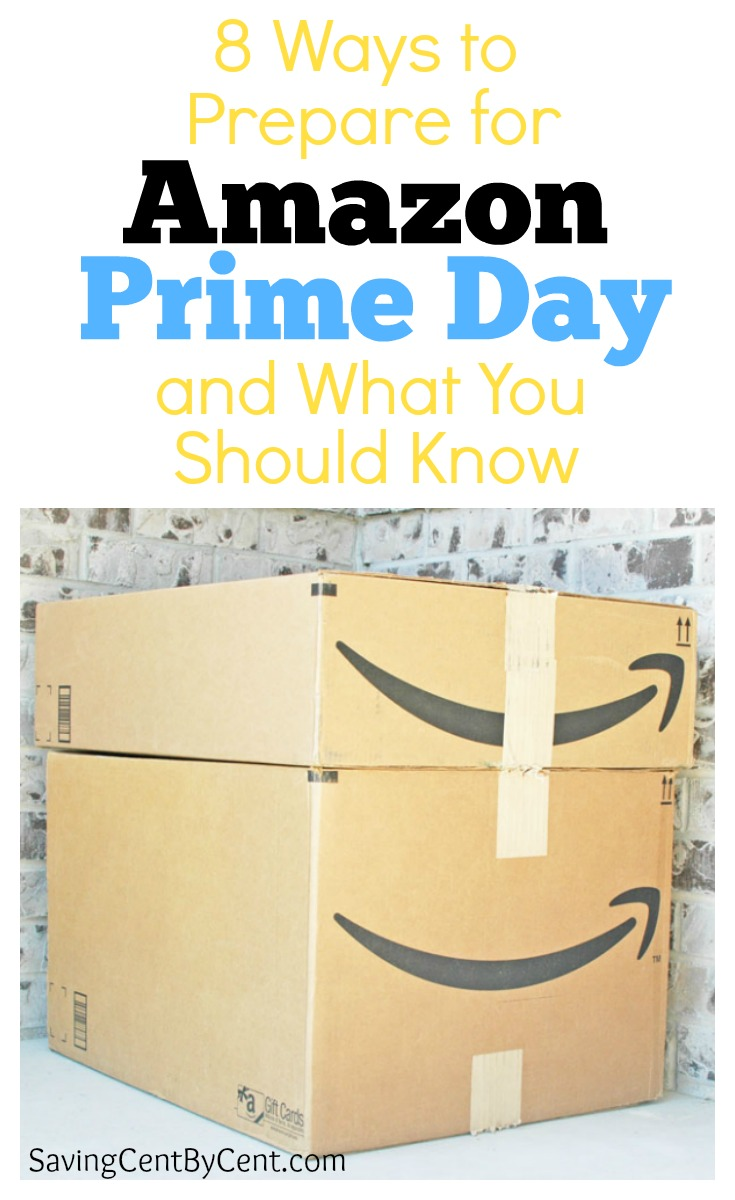 Amazon Prime Day Boxes Delivery