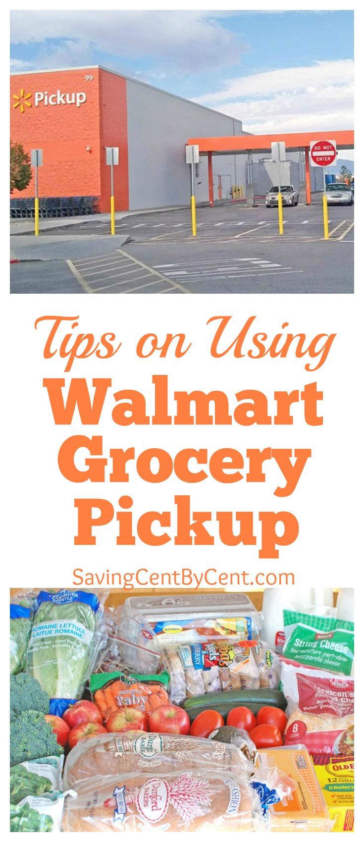 Walmart Grocery Pickup Tips