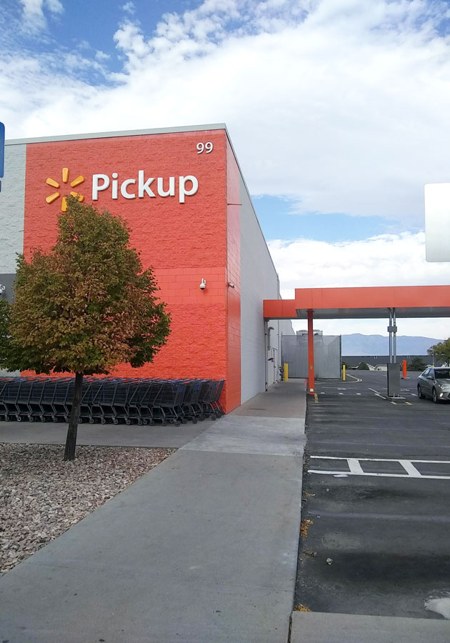 Tips on Using Walmart Grocery Pickup