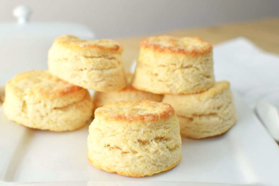 Soft & Flaky Biscuits