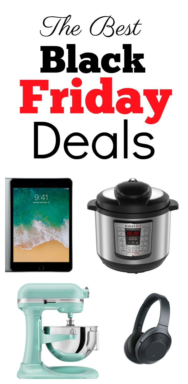 The best black friday deals 2018