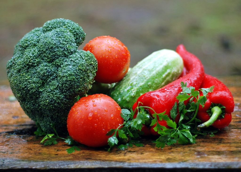 vegetables you can freeze