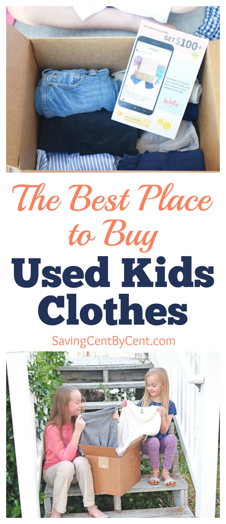 The Best Place to Buy Used Kids Clothes