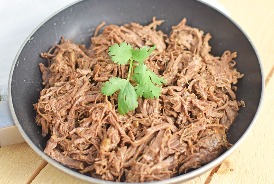 Easy Pulled Beef Recipe