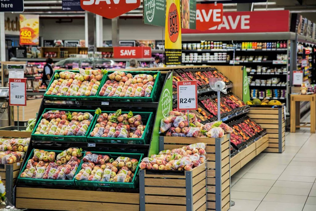 how to save on groceries every month