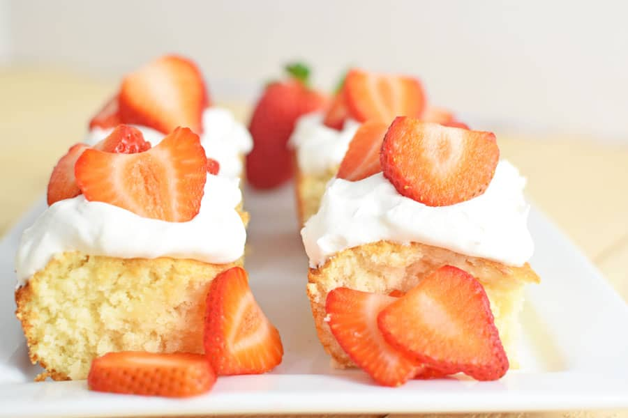 The Best Strawberry Shortcake