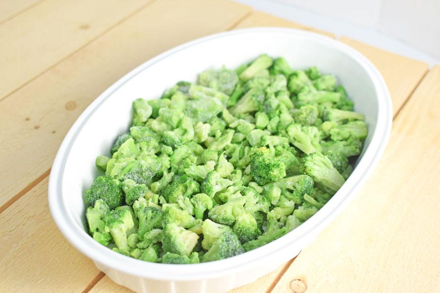 Chicken broccoli potato